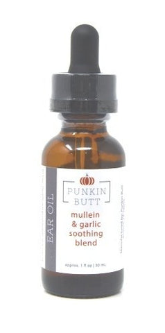 Punkin Butt Soothing Ear Oil