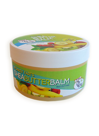 CJ's BUTTer Shea Butter Balm 6 oz. Pot: Various scents