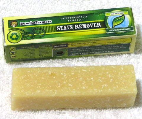 Buncha Farmers Stain Stick  ( Environmentally Friendly* All Natural * Biodegradable )