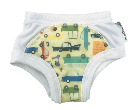 AppleCheeks Learning Pants * New Version* - Who Cars?