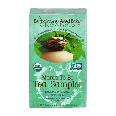 Organic Mama-to-be Tea Sampler
