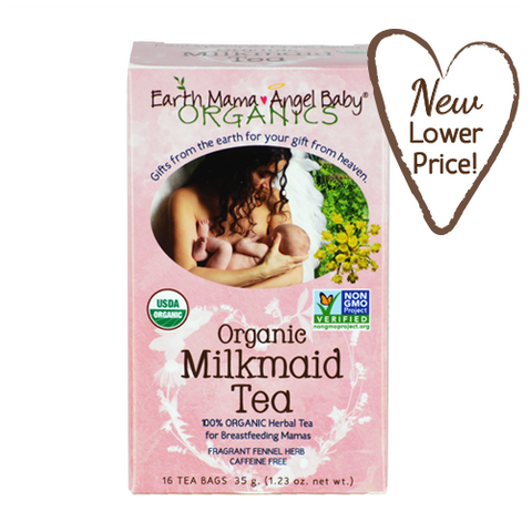 Earth Mama - Organic Milkmaid Tea