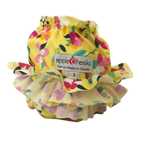 Applecheeks - Washable AppleCheeks Swim Diaper - Bloom