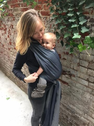 Xoxo Buckle Wrap Baby Carrier Mama May I Baby Toddler Boutique