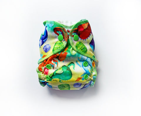 Easy Peasies G4 Lil' Squish New Born Diaper - Honalee * Pre-Order New & Exclusive *