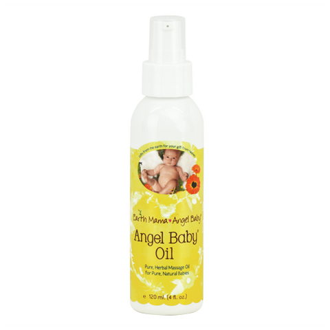 Earth Mama Angel Baby Oil