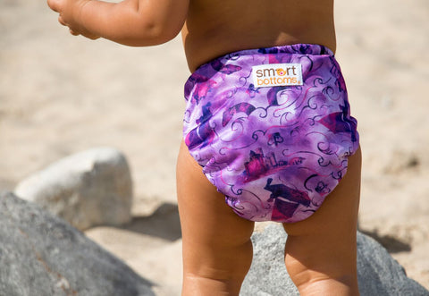 Smart Bottoms Dream Diaper 2.0 - Nessie  * New Release July 11th *