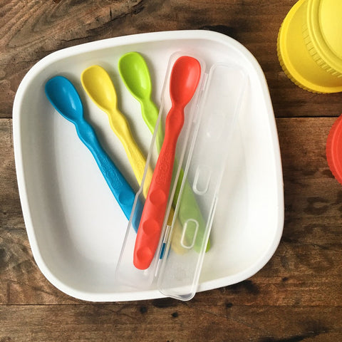 Re-Play Infant Feeding Spoons
