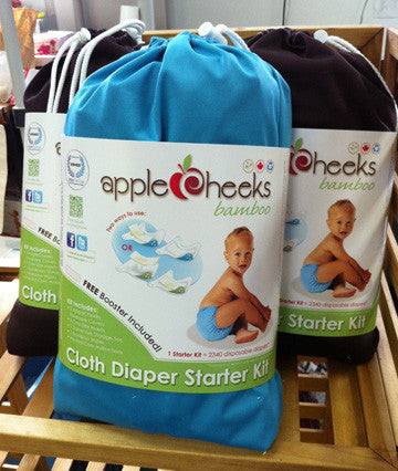 Applecheeks Full Time Starter Kit - Both Sizes