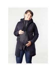 Kokoala Basic Zip-in Coat Extender - for Pregnancy and Babywearing