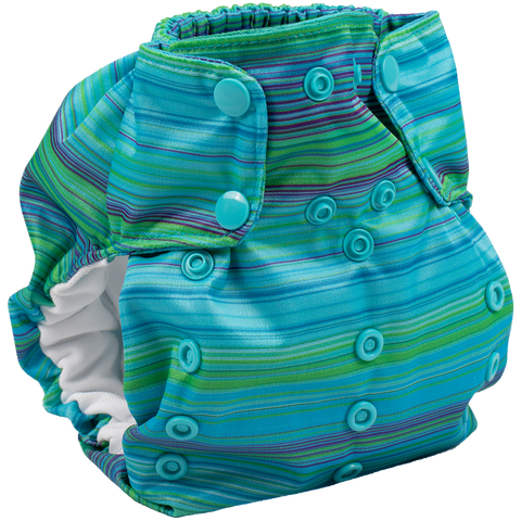 Smart Bottoms Dream Diaper 2.0 - Reef * New Release July 11th *
