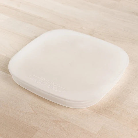 "RePlay 7"" Flat/Divided Plate Silicone Lid"