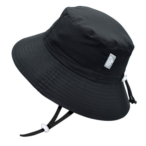 Black | Sun Hat by Jessi Cruickshank (Aqua Dry)