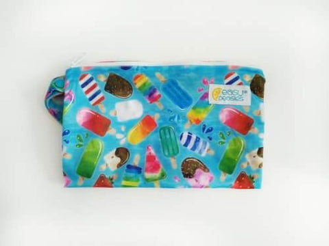 Easy Peasies Mini Zippered Bag