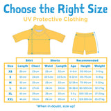 Shark | UV Shirt Shorts Set