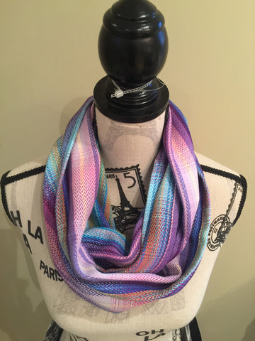 Mama May I Custom Infinity Scarves