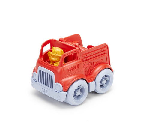 Mini Fire Engine w/ Character