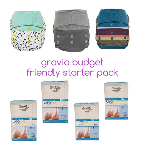 Grovia Budget Friendly Starter Set