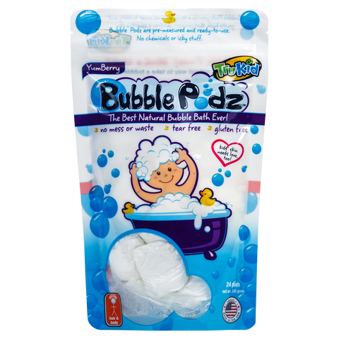 Trukid Bubble Pods - Yumberry