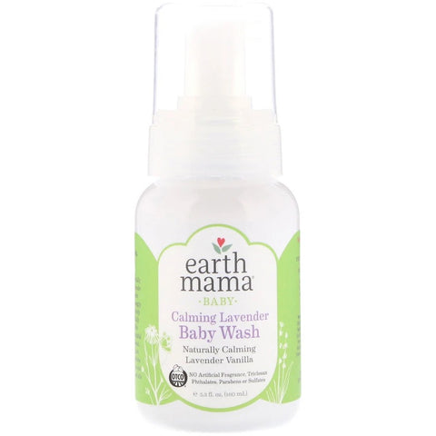Earth Mama  - Calming Lavender Baby Wash