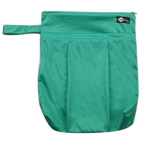 Funky Fluff Double Pocket Wet Bag (Solid)