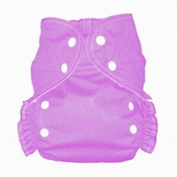 AMP One-Size Duo Diaper - Sugar Plum