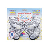 Color-a-Mask Butterfly (3 Markers)