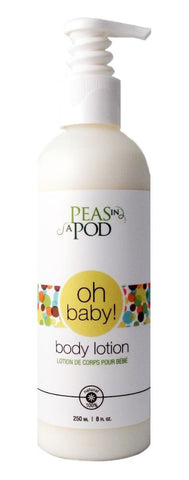 Peas in a Pod - Oh Baby, Body Lotion