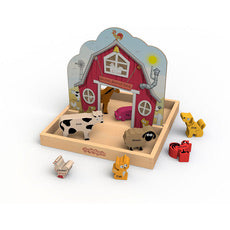 BeginAgain Sounds Around the Farm Playset