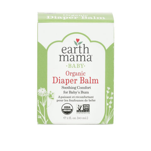 Earth Mama Organic Diaper Balm