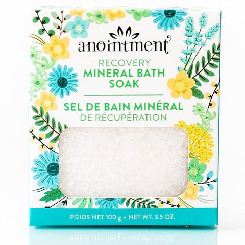 Anointment Recovery Mineral Bath Soak (100g)