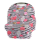 MOM BOSS 4-IN-1 MULTI-USE NURSING COVER, CAR SEAT COVER, SHOPPING CART COVER AND INFINITY SCARF