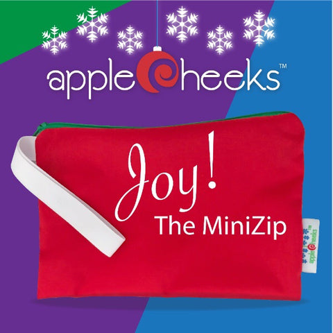Applecheeks Joy Minizip * Limited Edition*