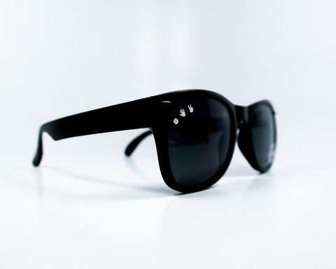 RoShamBo Sunglasses | Bueller Black