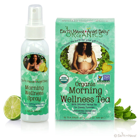 Earth Mama - Morning Wellness Tea