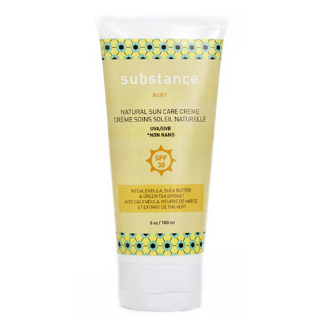 Substance  Baby - Natural Sun Care Creme