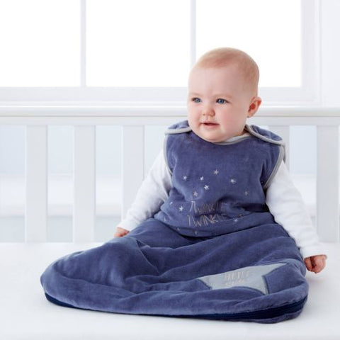 Gro-Bag 6-18 months 2.5 Tog - Velour Twinkle Twinkle