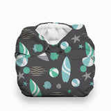 Thirsties Natural Newborn All-In-One (Various Prints)