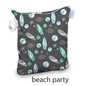 Thirsties Wet Bag - Beach Party