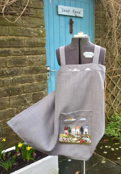 Dear Emma Japanese Style Apron Workshop - Sat 8th & Sun 9th July (Special 2 day workshop)