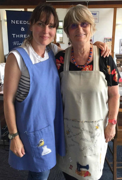Dear Emma Japanese Style Apron Workshop - Saturday 27th April 2019