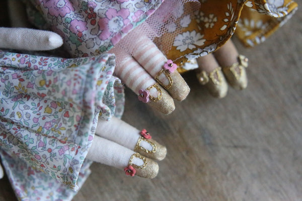 Little Liberty Dolls Workshop with Katy Livings - Sunday 26th April 2020