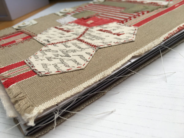 A Stitchers Sketchbook with Ali Ferguson Saturday 3rd October 2020
