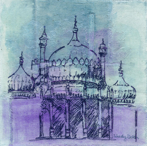 Special Listing for Brenda - Architecture In Stitch with Wendy Dolan - Sunday 29th March 2020