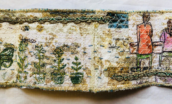 Travels in Textiles with Anne Kelly - Sunday 3rd November 2019