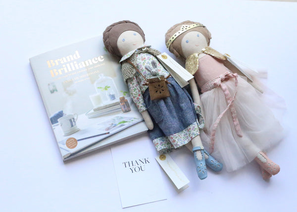 An Introduction To Doll Making with Katy Livings - Saturday 30th Sept or Sunday 1st Oct 2017