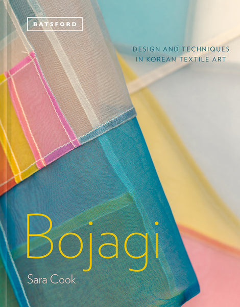 Bojagi with Sara Cook - Jagakbo Workshop Saturday 16th May 2020