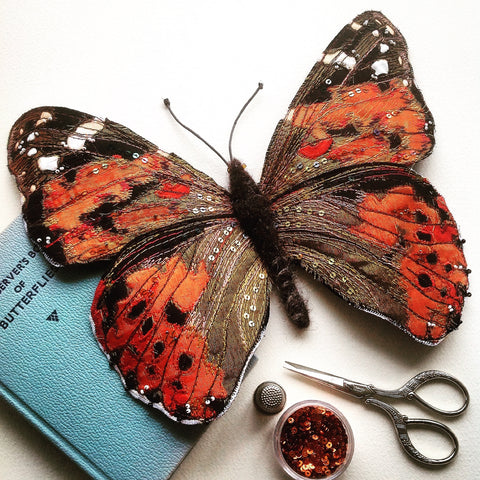 Morpho Butterfly Workshop with Heather Everitt  Saturday 22nd June 2019