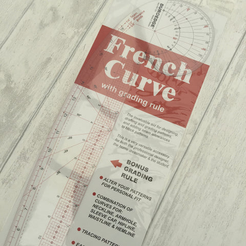 Dressmakers French Curve Ruler