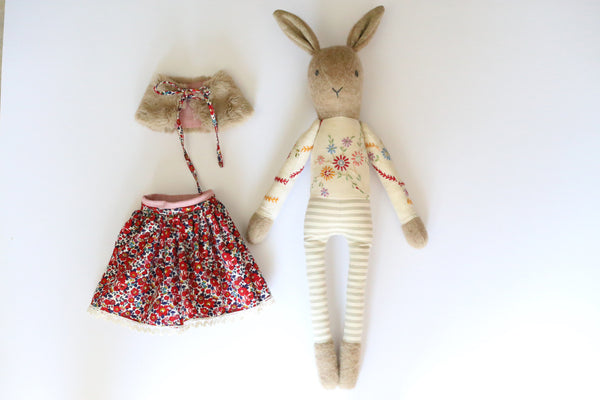 An Introduction To Doll Making with Katy Livings - Saturday 4th May or Sunday 5th May 2019